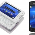 Sony Ericsson Xperia mini und mini pro