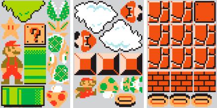 Nintendo-Tapete für Retrofans – GadgetBlog